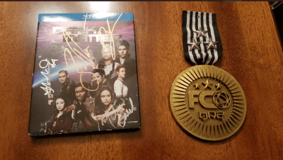 February 9, 2018: More Dark Matter Swag!