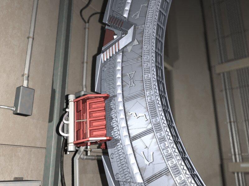 February 16 2018 Stargate The Next Step Joseph