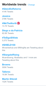 March 10, 2018: Stargaterising Blows Up Twitter!  Fandom Force International Ready To Launch!