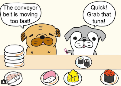 March 25, 2018: These Dogs Needs Their Own Comic Book!