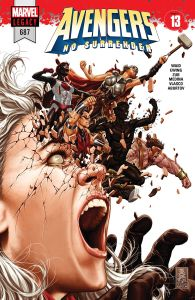 April 4, 2018: Best Comic Book Covers Of The Week!