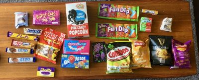 July 7, 2018: A Trip Down Memory/candy Lane!