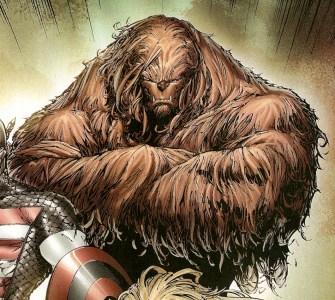Top 10 Furry Superheroes!