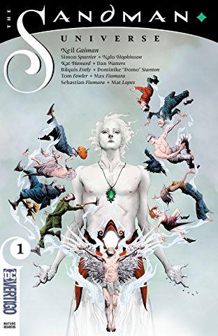 Week's Best Comic Book Covers!