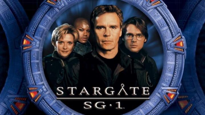 Joseph Mallozzi - Projects - Stargate SG-1