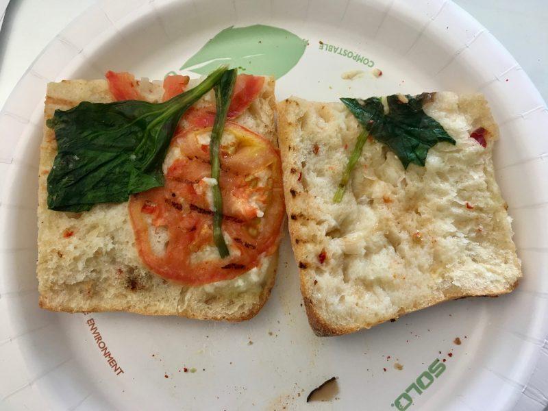 The World's Saddest Sandwich!