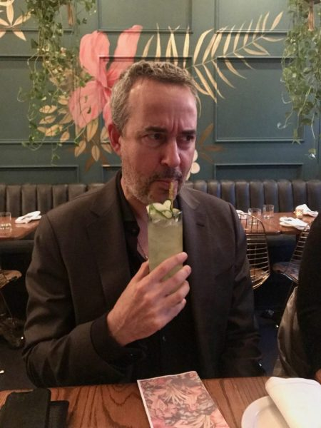October 26, 2018: Friends And Fancy Drinks!