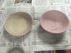 March 9, 2019: Firing And Glazing!