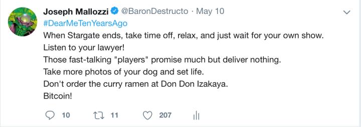 May 13, 2019: Monday!