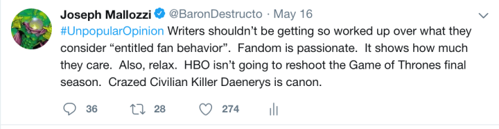 May 21, 2019: That Untitled Awesome Project Provides An Interesting Opportunity, Dark Matter Fans!