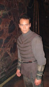 Mark Dacascos ready for action!