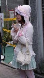 More Harajuku street fashion