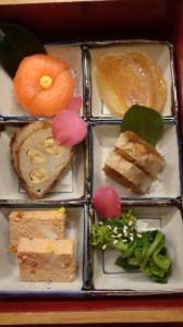 And Kukuonoi's own degustation course