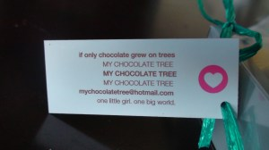 My Chocolate Tree
