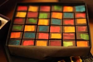 Christopher Norman Grand Mosaic Box (photo courtesy of Lawren Bancroft-Wilson)
