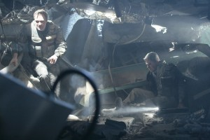 A Tight Spot - Search and Rescue, Stargate: Atlantis, Season 5 (photo courtesy and copyright MGM Television)