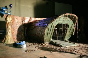 Stargate: Atlantis, Season 5, The Seed (photo courtesy and copyright MGM Television)