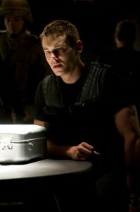 Brian J. Smith, poised to answer your questions (photo courtesy and copyright MGM Television)