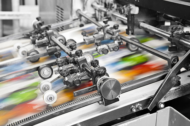 Full-Scale Printing Services Save Business Dollars