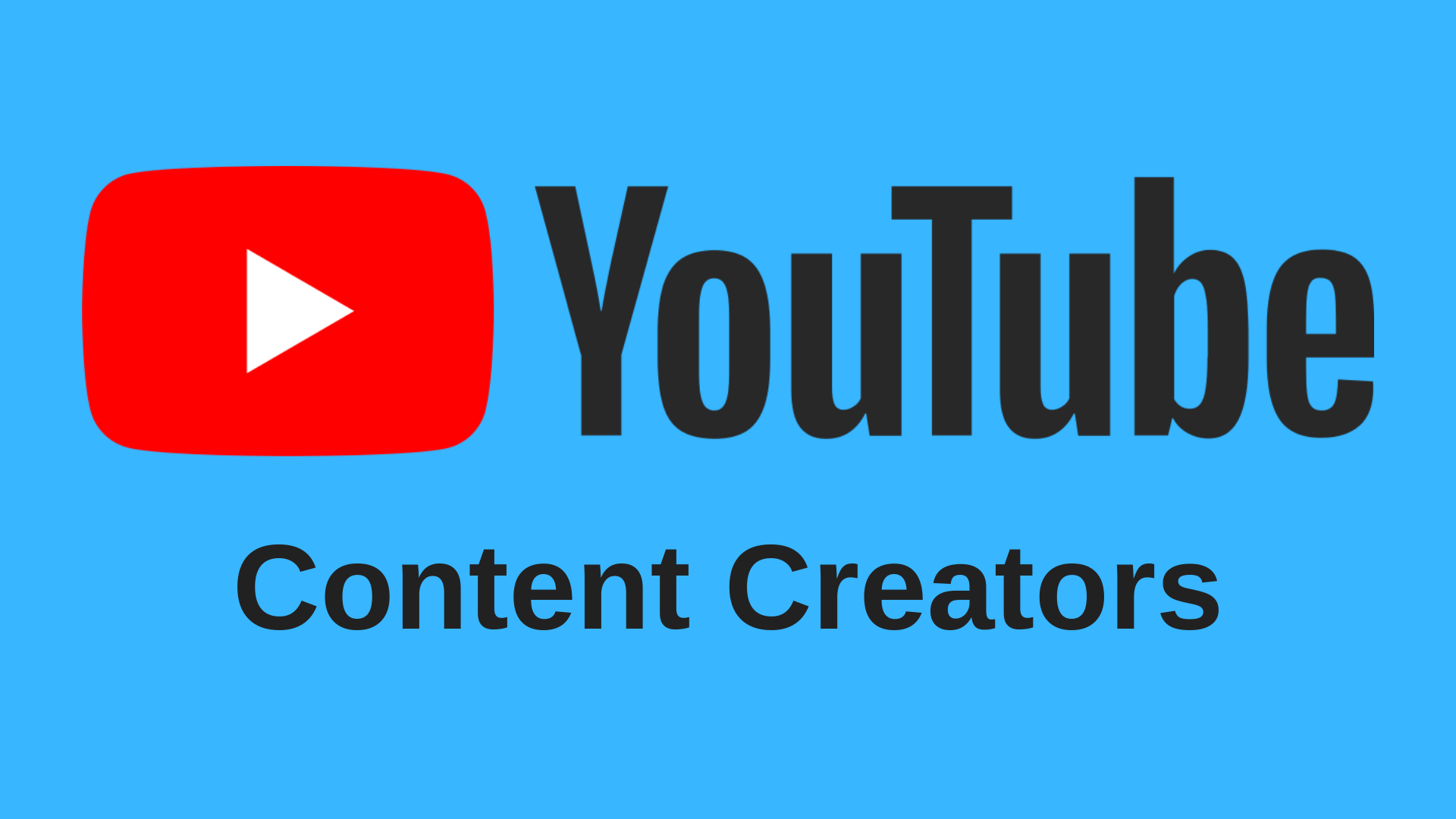 YouTube Account Monetization