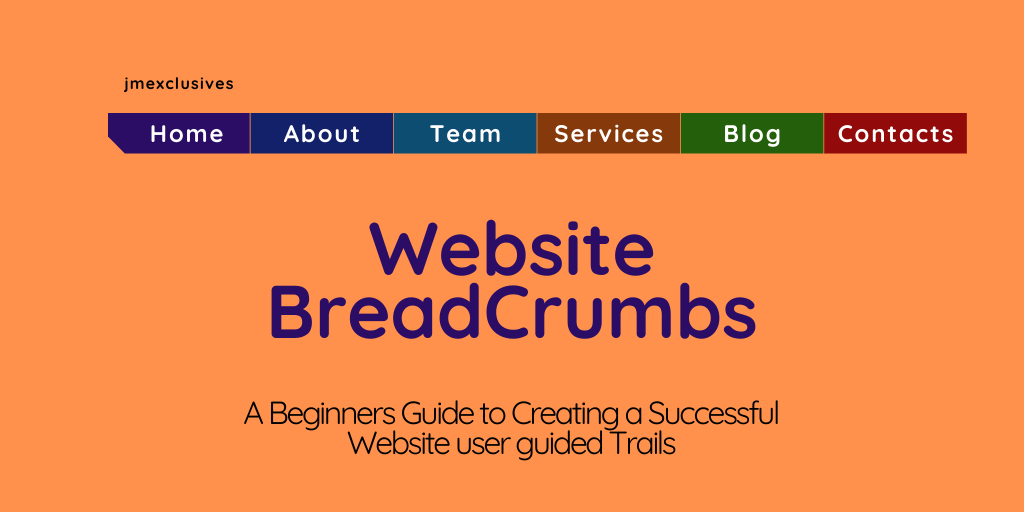Website Breadcrumbs Navigation Guide