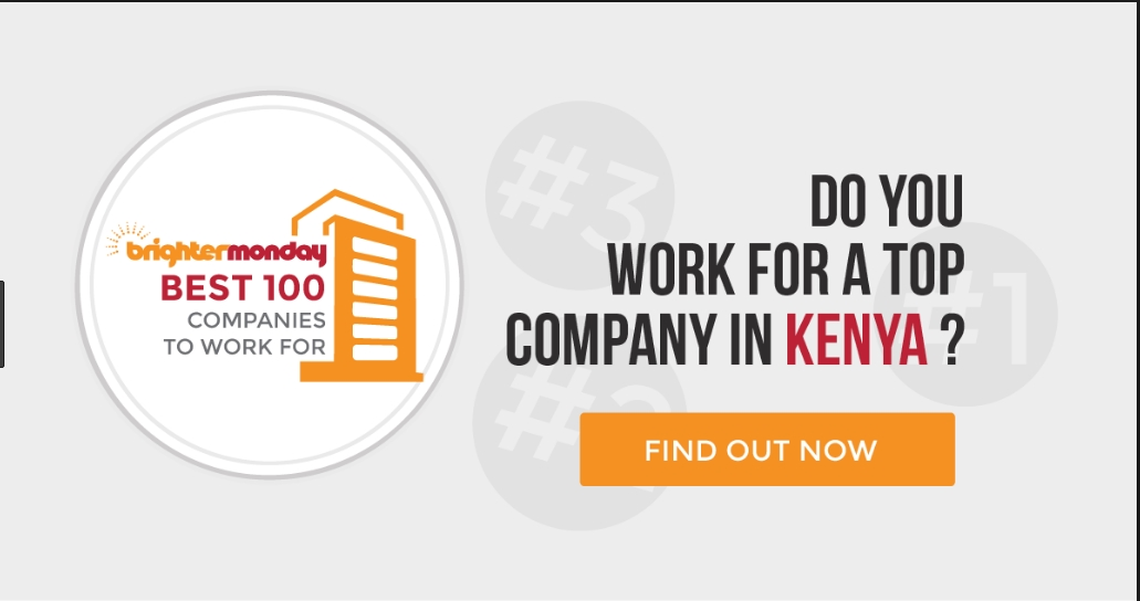 Brighter Monday Best Companies in Kenya