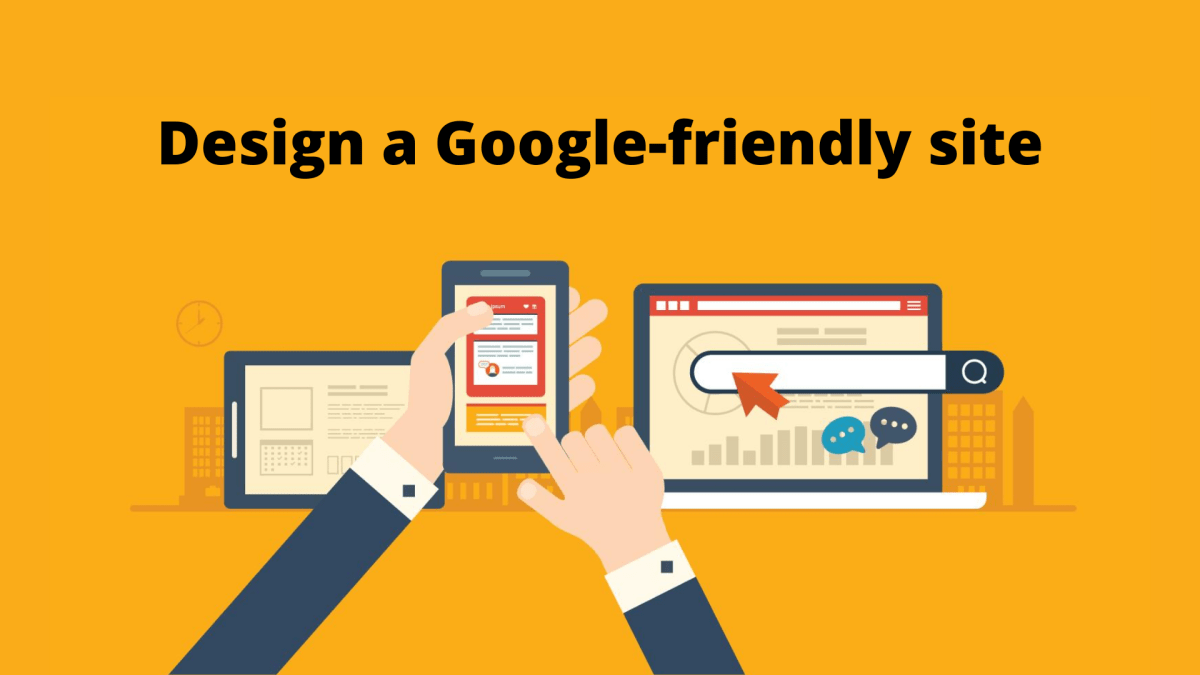 Which is a Google-friendly site?