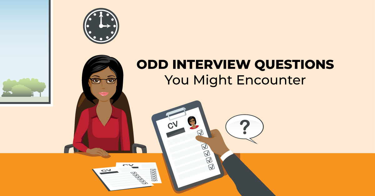 BrighterMonday Odd Interview Questions