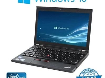 Lenovo X230 12in Laptop