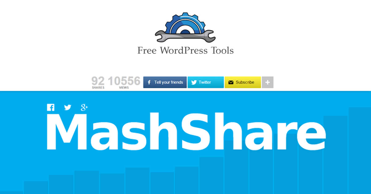 MashShare Social Media Buttons
