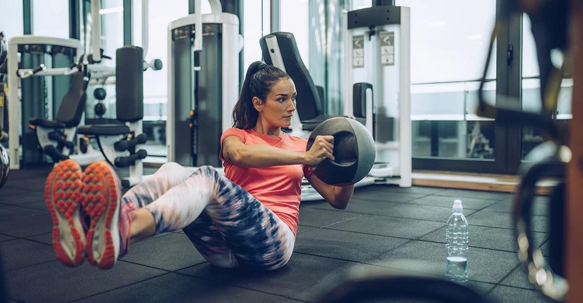 Routine Exercise Benefits