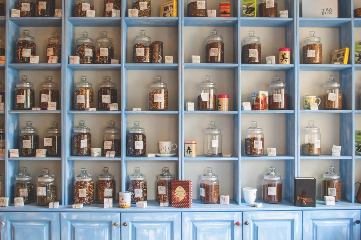 Medicinal Herbs Marketplace