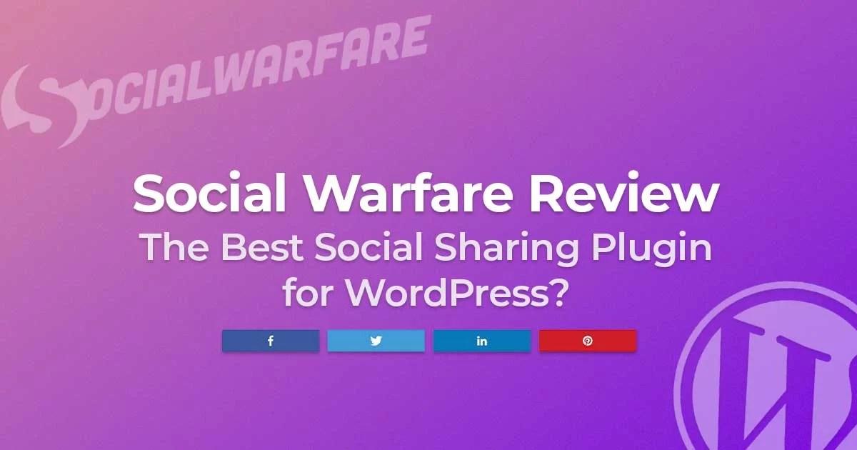 Social Warfare