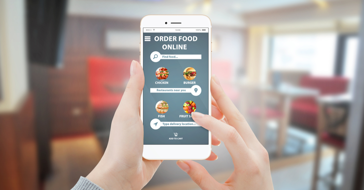 Online Ordering Marketplace