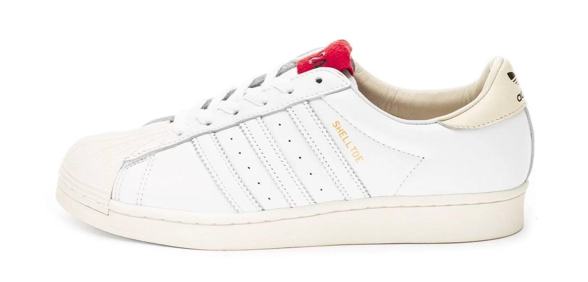 Adidas x 424 Shell-Toe Shoes