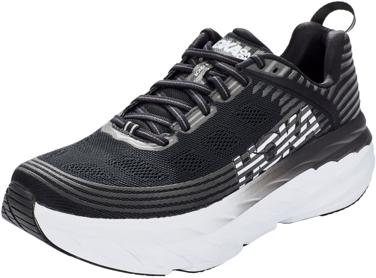 Hoka One One Bondi 6 Running Shoes Men black
