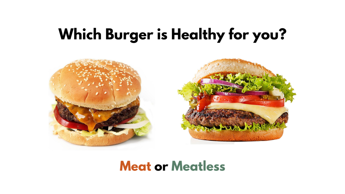 Which Burger is Healthy for you?