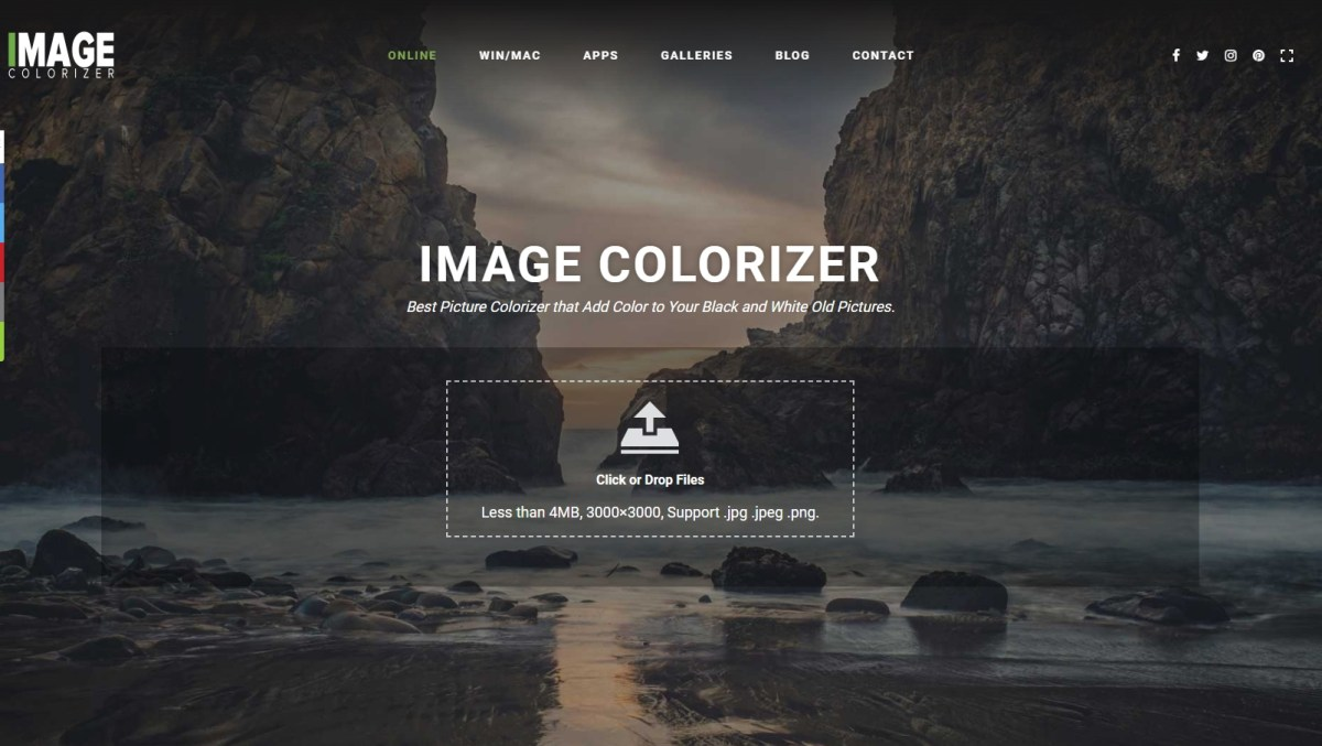 How to Optimize Old Photos using the Image Colorizer