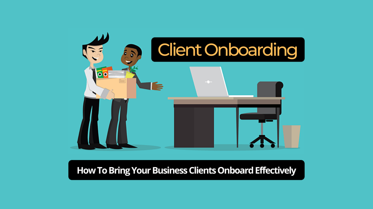 What does Client Onboarding mean?