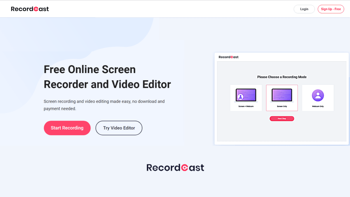 What Is RecordCast?
