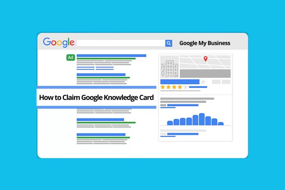 How to Claim Google Knowledge Card