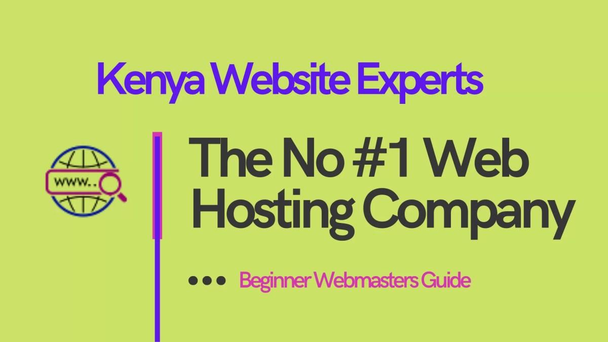 Why Use Kenya Website Experts?