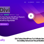 Divi | A Ultimate WordPress Theme & Visual Page Builder!
