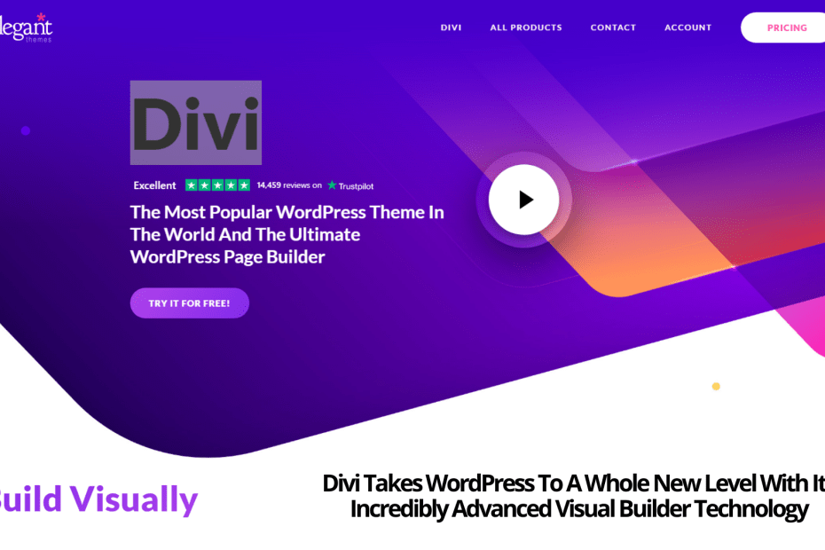 How Divi Builder Works