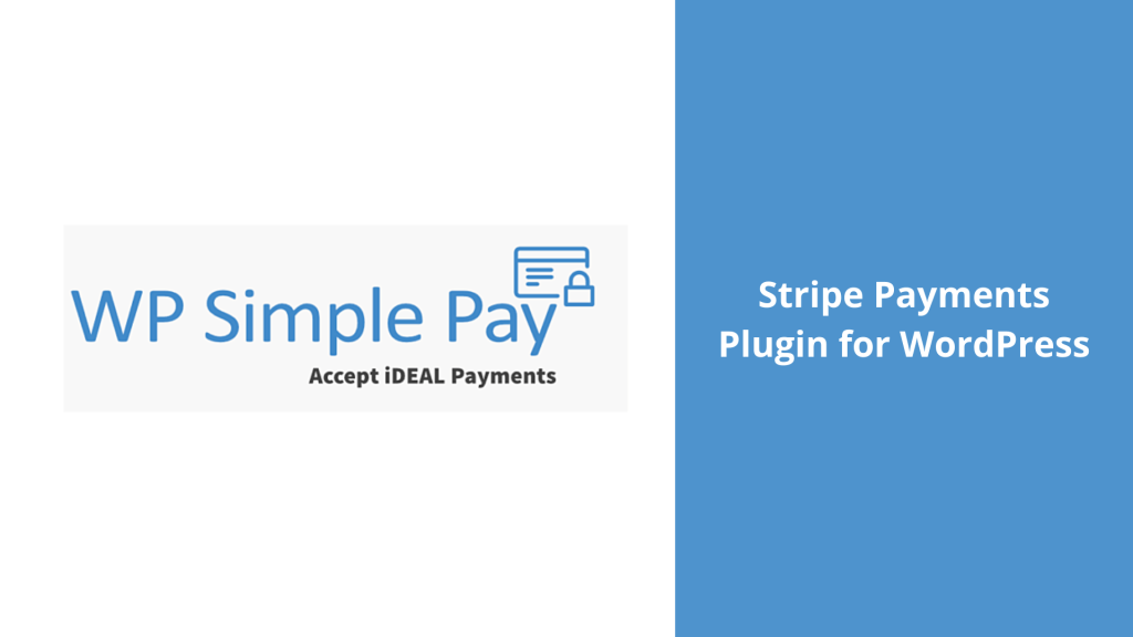 WP Simple Pay | A No #1 Stripe & PayPal Payments Plugin