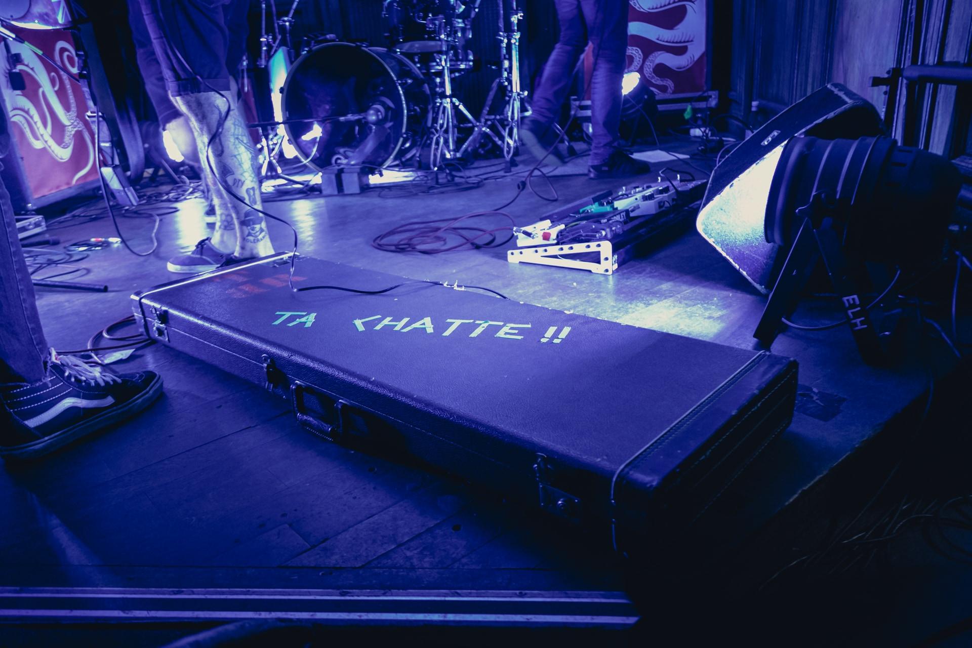 Butcher's Rodeo-Concert – Butcher's Rodeo au Shamerock Pub – le 13 nov 2016-01