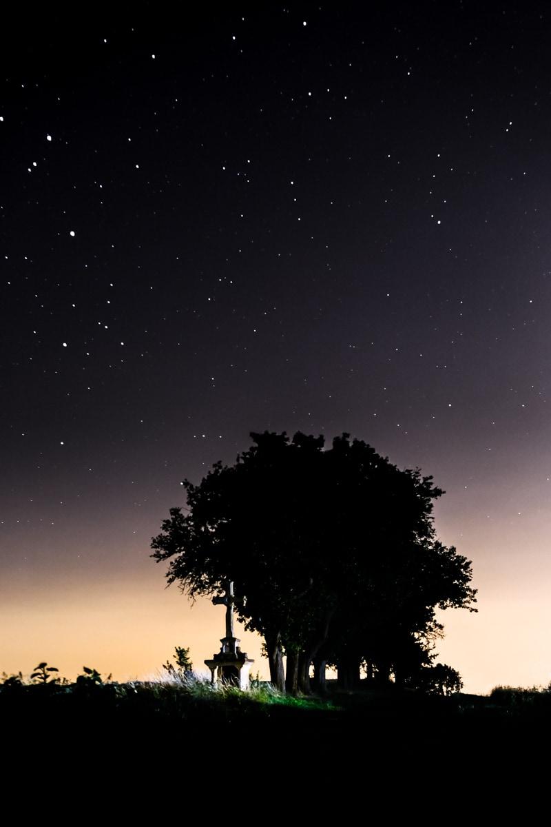 Paysage-ciel-etoile-nuit