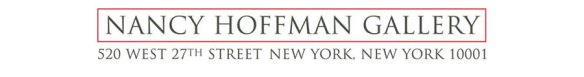 Nancy Hoffman Gallery Logo