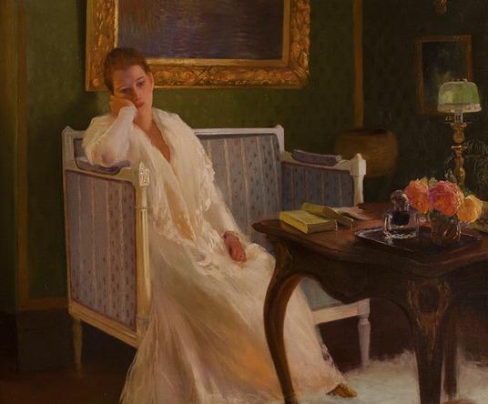 la touche l'ennui 1893