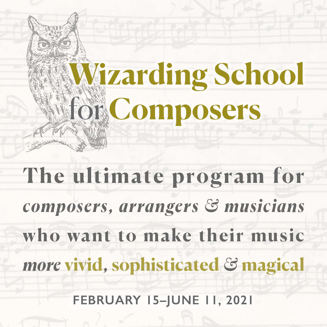 Wizarding School for Composers